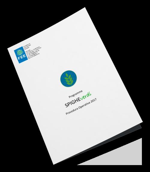 Programma Spighe Verdi Copertina